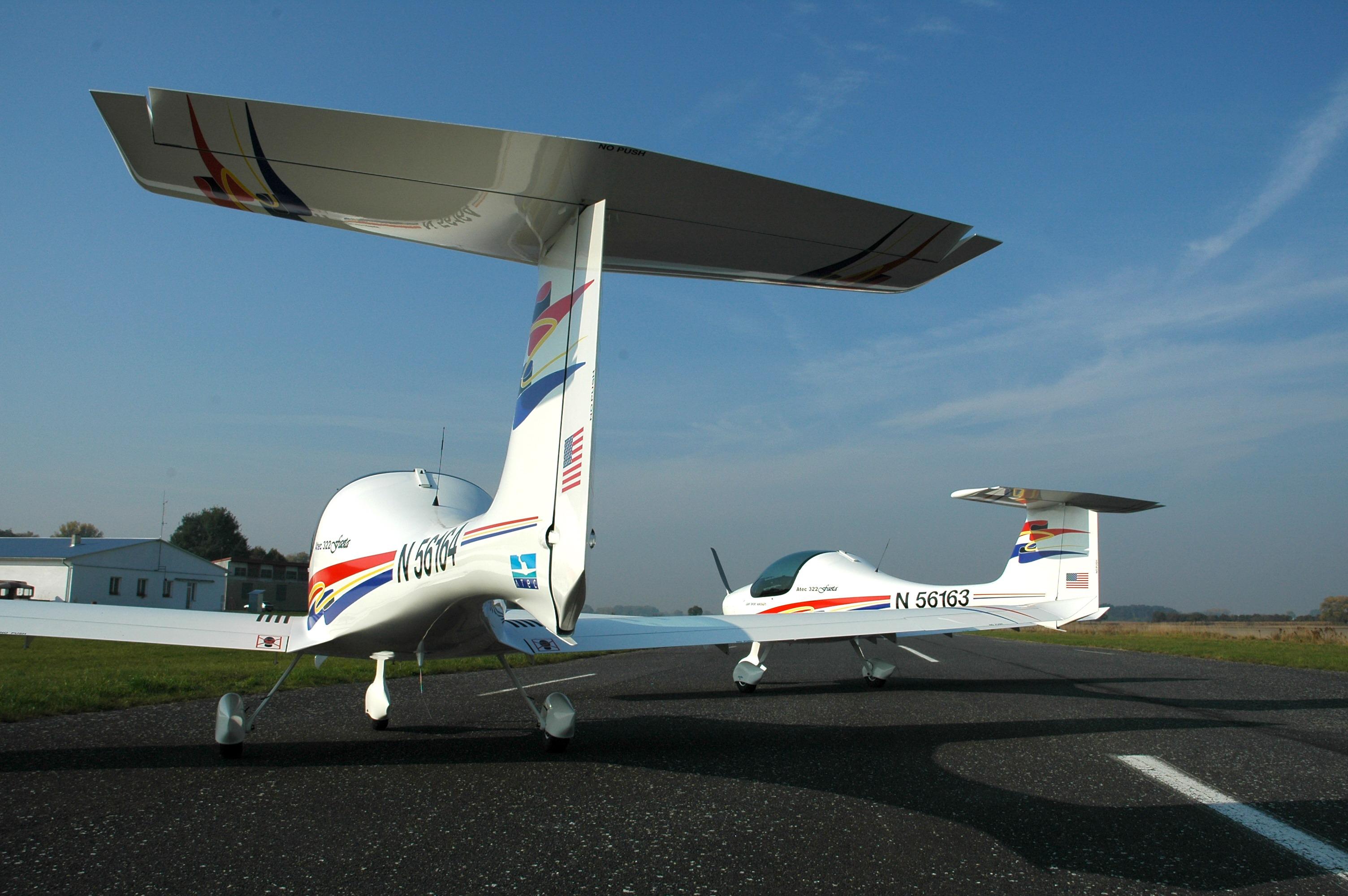 ATEC 322 FAETA (LSA) | ATEC Aircraft