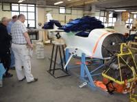 Zkoušky pro certifikaci UL na 600 kg MTOW