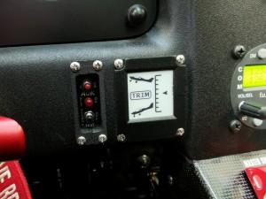trim indicator