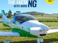 Článek o NG v australském magazínu SPORT PILOT