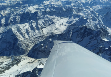 Faeta reached its record-breaking altitude
